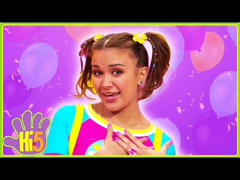 Hi-5 Songs | Some Kind Of Wonderful & More Kids Songs | Hi-5 Songs Of The Week Season 13