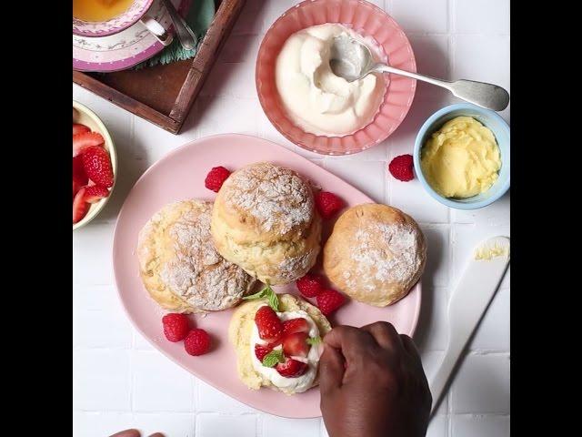 Siphokazi's 4 ingredient scones