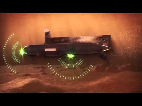 В 2040 году субмарины  NASA планируют бороздить моря спутника Сатурна
