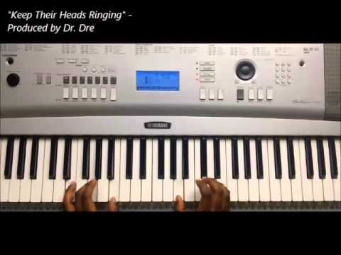 West Coast Hip Hop Piano Lessons Youtube