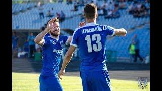 Гол в матче ФК Николаев 1:0 Горняк-Спорт (Горишние Плавни)