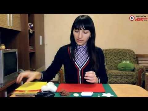Как сделать игрушку на Новый год своими руками