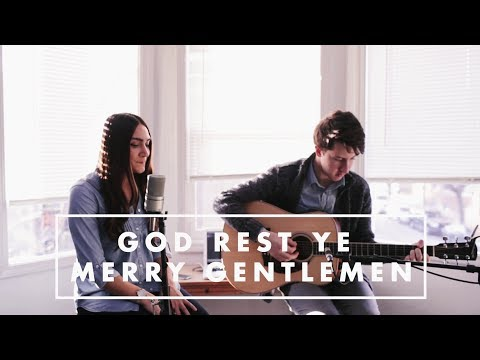 God rest ye merry gentlemen - Nicole Lela // One Take Session
