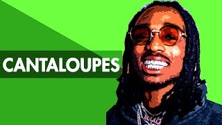 """CANTALOUPES"" Trap Beat Instrumental 2017 