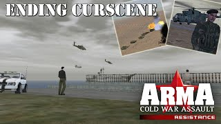 ARMA: Resistance (Operation Flashpoint: Resistance) Ending