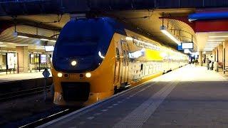2018/07/25 【オランダ鉄道】 インターシティ VIRM 9400型 9411F アムステルダム・スローテルダイク駅
