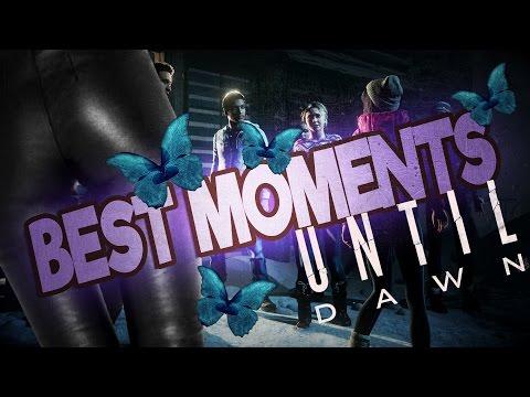Best Moments Until Dawn: Grandi Chiappette e Jump Scares