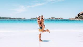 Lucky Bay •  Schönster Strand in Australien • Esperance • Weltreise | VLOG #410