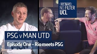 Man Utd need to overcome the odds in Paris, but Ole's at the Wheel   No Filter UCL: PSG v Man Utd