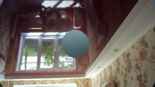 Натяжные потолки от компании