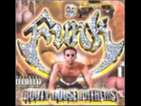 DJ Funk - 1999 - Booty House Anthems - MINIMIX - GHETTO HOUSE