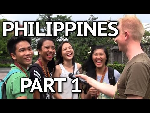 Joe Goes To The Philippines (Part 1 of 4)