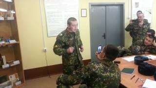 Мощь Армии РФ,   Пересвет против шокера