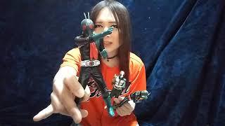 仮面ライダー愛についての動画です。 仮面ライダーに限らず、特撮ヒーロ...