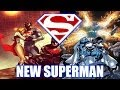 New Black Superman Officially Revealed!! (Earth-2)