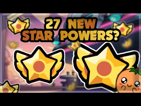 NEW STAR POWERS?!? 🍊