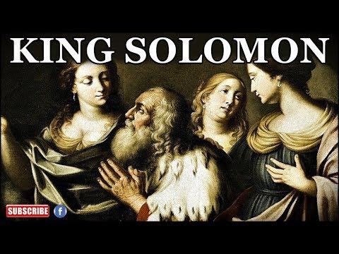 Ang Kasaysayan ni KING SOLOMON