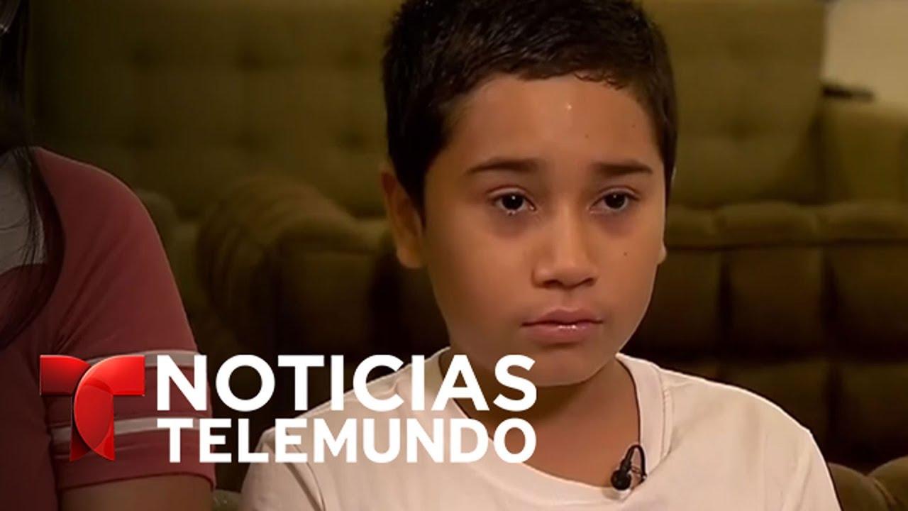ICE engaña a padre indocumentado utilizando a su hijo | Noticiero | Noticias Telemundo