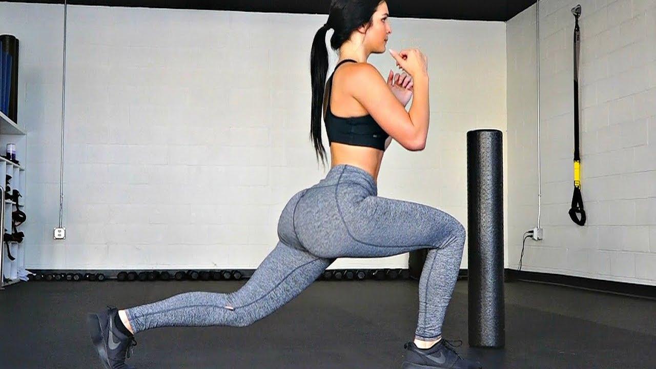 Butt Workout With Weights That'll Sculpt Your Best Butt Ever