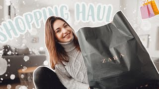 HUGE HAUL: Zara, Bershka & more 🛍