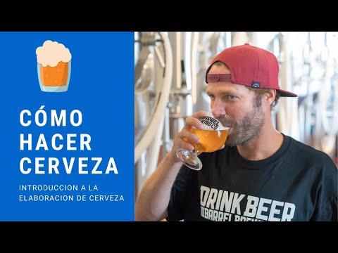 Cómo Hacer Cerveza Artesanal. Introducción a la Elaboración de Cerveza