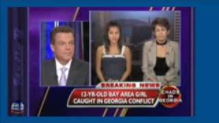 The sensational  truth 12 year old ossetian girl tells about Georgia