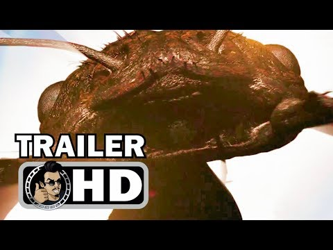 DEAD ANT Official Trailer (2017) Jake Busey Horror Comedy Movie HD