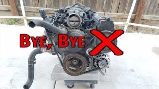 LS1 Power Steering Delete