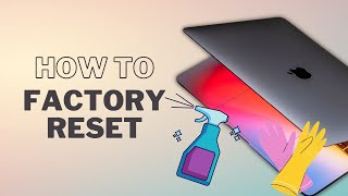 How to erase aฑd factory reset your Intel Mac - Step by step guide