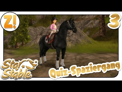 Star Stable [SSO]: Der Quizspaziergang - Fort Pinta & Firgrove #3 | Let's Play [DEUTSCH]