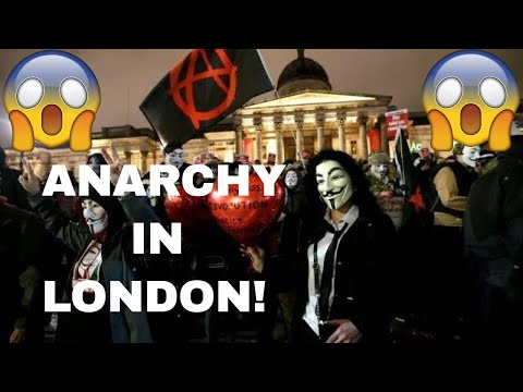 Million Mask March 2017 / Theresa May Exposed!
