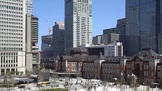 日本橋室町三丁目地区第一種市街地再開発事業の建設状況(2018年3月17日) thumbnail
