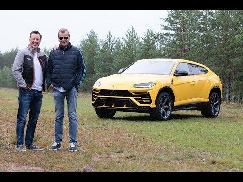 Markku Alén & Lamborghini Urus (Teknavi 2018)