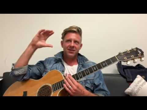 Jon of SWITCHFOOT Talks About Recording With Lauren Daigle - I Won't Let You Go