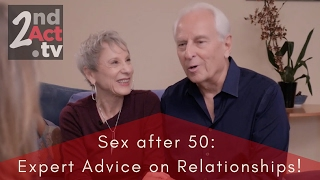 Sex after 50: Sex and Relationship Advice from the Top Gun Love Experts