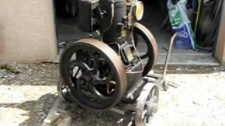 Amadou VM Diesel 2 temps 1928