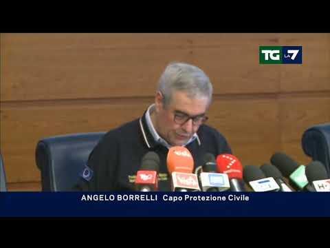 Aggiornamenti Coronavirus - Il capo della Protezione Civile annuncia la disponibilità di ...