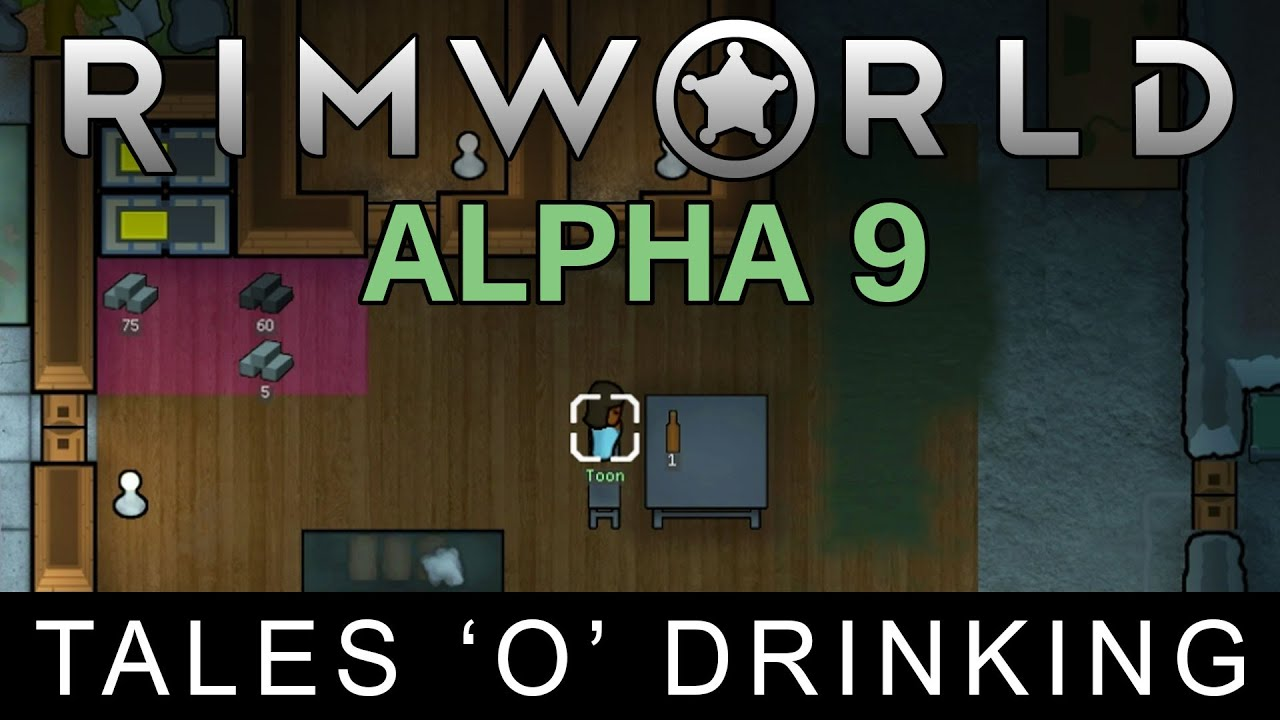 Latest RimWorld Alpha 9 update ends prohibition, can now