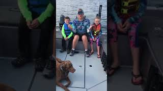July 15 Fishing report for the bay of Green Bay with Captain Lon