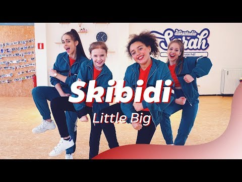 開始線上練舞:Skibidi(Dansstudio Sarah版)-Little Big | 最新上架MV舞蹈影片