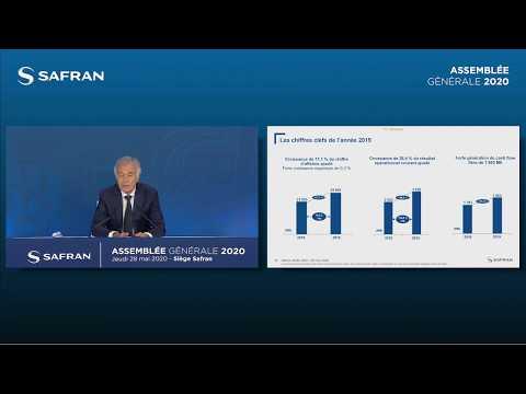SAFRAN - Assemblée générale 2020