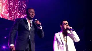 tito el bambino minteme ft anthony santos live video in puerto rico