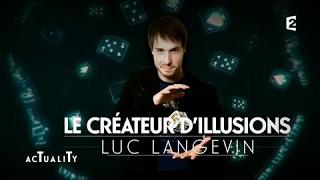 Le phénomène Luc Langevin bluffe Véronic DiCaire #AcTualiTy