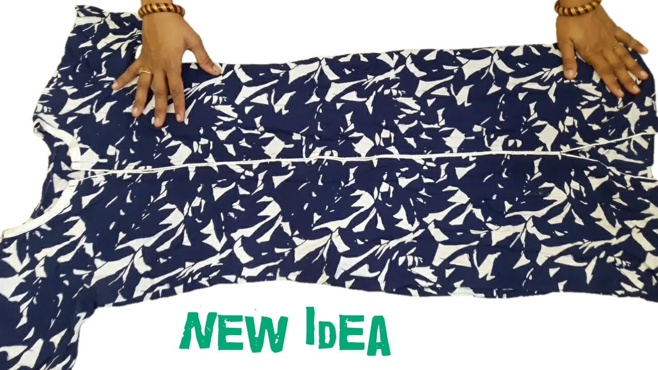 Best Re Use Idea From Old Kurti // New Idea // Best Re Use Idea // By Hand made Ideas