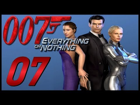 007: Everything Or Nothing│Playthrough - {MISSION 7} Serena St. Germaine