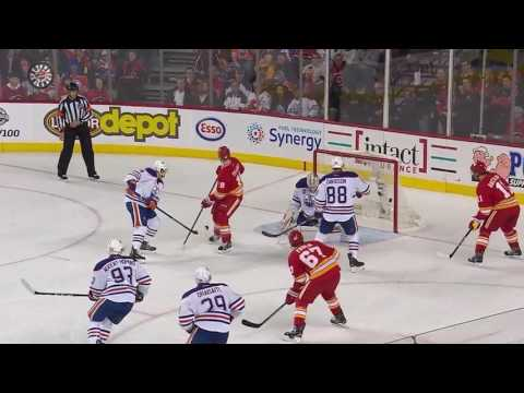 Edmonton Oilers vs Calgary Flames | January 21, 2017 | Game Highlights | NHL 2016/17
