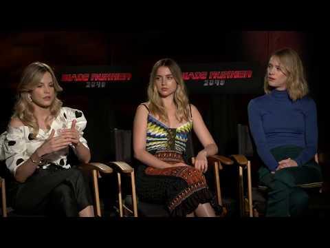 Blade Runner 2049   Ana De Armas, Sylvia Hoeks & Mackenzie Davis