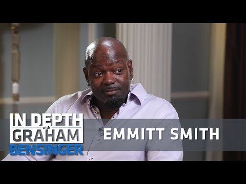 "Emmitt Smith: Pulled over for ""driving while black"""