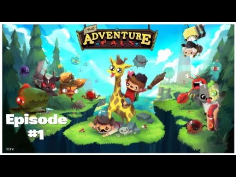 THIS GAME IS SO WEIRD | Adventure Pals |