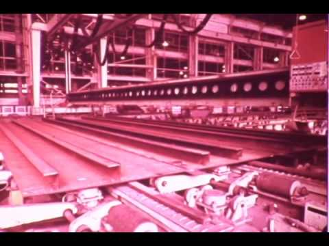 F 1602 General Dynamics Quincy Ship Building Footage LNG Series
